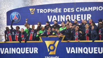 Le PSG tentera de conserver son trophée.