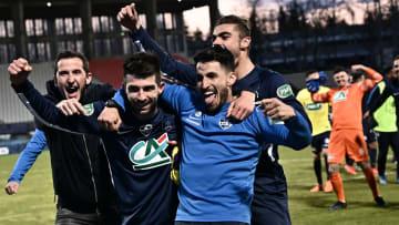 Les joueurs de Rumilly Vallières vont tenter de réaliser le plus grand exploit de l'histoire du club