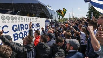 Les supporters sont venus en nombre ce dimanche pour soutenir les Girondins contre Rennes.