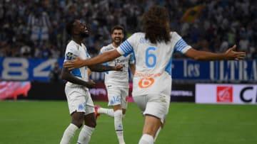 Gerson é titular do Marseille com Sampaoli