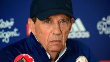 Jean-Louis Gasset vit une saison compliquée avec les Girondins de Bordeaux.