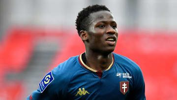 Pape Matar Sarr could be heading to Tottenham