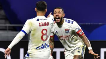 Le duo Aouar - Depay doit montrer la voie aux Lyonnais.