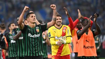Le RC Lens est sorti vainqueur au Vélodrome d'une belle rencontre de Ligue 1 contre l'OM.
