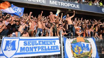 Les Ultras de Montpellier sont contre le pass sanitaire