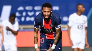 Neymar est totalement passé à côté de sa rencontre.