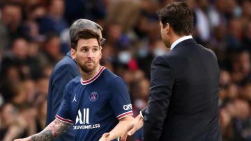Messi no entiendo su cambio ante el Lyon