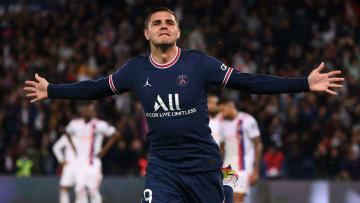 Mauro Icardi a offert la victoire au PSG dans les ultimes secondes de la rencontre.