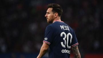 Lionel Messi has failed to score for PSG thus far