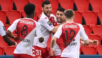 L'AS Monaco crée la surprise en s'imposant au Parc des Princes (0-2)