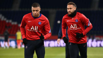 PSG are working on new contracts for Kylian Mbappe & Neymar