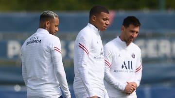 On pourrait voir le trio Neymar-Mbappé-Messi en action à Reims.