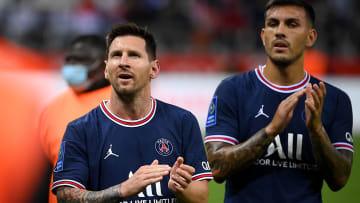 Les premières minutes de Messi avec le PSG ont été largement suivies.