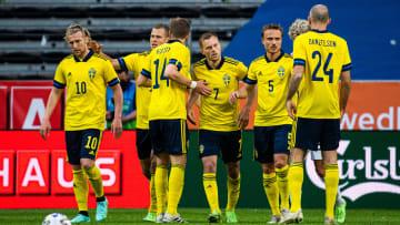 La Suède affronte la Roja pour leur premier match de l'Euro.