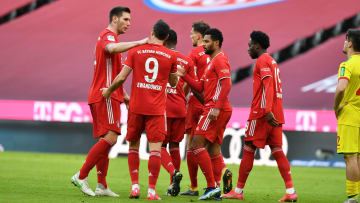 Bayern came out on top at home to Cologne in the Bundesliga