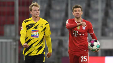 Bayern & Dortmund will face off in the Super Cup