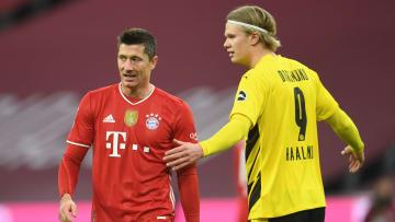 Haaland et Lewandowski font partie des meilleurs joueurs de FIFA 22.