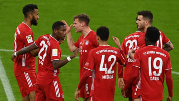 Le Bayern Munich vient de remporter sa neuvième Bundesliga de suite.