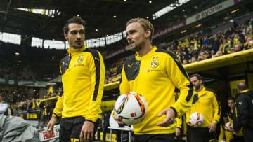 Zählen zu den BVB-Rekordspielern: Mats Hummels (l.) und Marcel Schmelzer