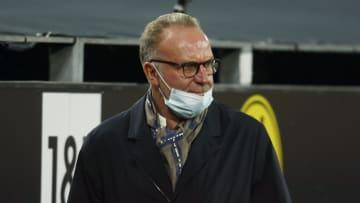 Karl-Heinz Rummenigge will, dass die Streitigkeiten beim FC Bayern ein Ende haben