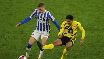 Marton Dardai kommt derzeit regelmäßig bei der Hertha zum Zug