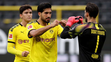 Emre Can was the match-winner for Dortmund last time out