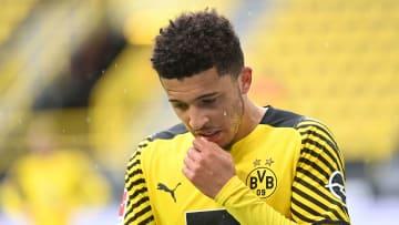 Jadon Sancho (21) wird den BVB im Sommer aller Voraussicht nach verlassen - doch wer übernimmt seinen Posten?