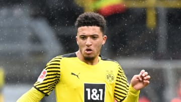 Jadon Sancho is closing in on a move to Manchester United