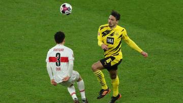 Am Samstagabend kreuzen der VfB Stuttgart und Borussia Dortmund die Klingen