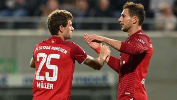 Bayern Munich secured a comfortable win over Furth