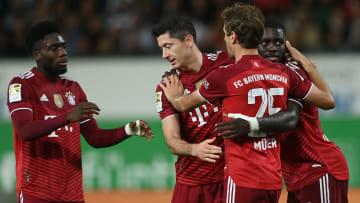 Bayern Munich will host Dynamo Kyiv
