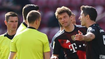 Für die Bayern sollte es am Samstagabend kein Grund zu meckern geben