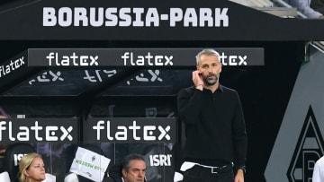 Zum Spitzenspiel kehrte Marco Rose in den Borussia-Park zurück