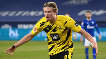 Erling Haaland is already one of the best strikers in the world