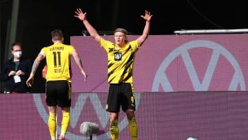 Dortmund are confident Haaland will stay at the club next season