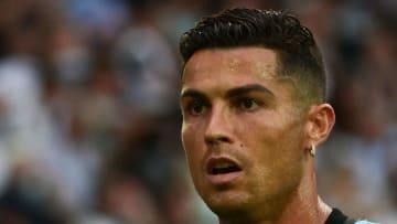Ronaldo is back