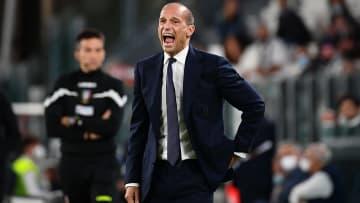Max Allegri was livid with Juventus