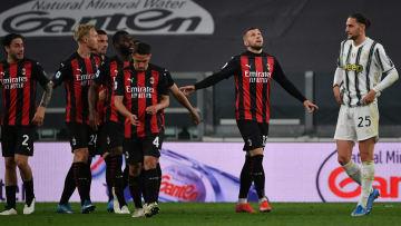 Milan stunned Juventus in Turin