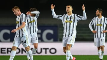 Frustration for Ronaldo and his teammates