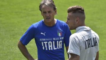 Mancini es el seleccionador italiano