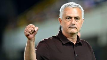 José Mourinho à nouveau victorieux avec la Roma ce weekend.