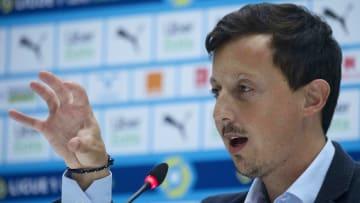 Pablo Longoria a des ambitions cette saison avec l'OM.