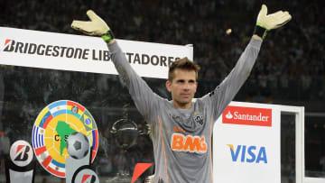 O fim de uma era: Victor vai deixar o Atlético-MG após oito temporadas.
