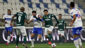Palmeiras aplicou 1 a 0 no primeiro confronto das oitavas