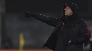 Renato está invicto no comando do Flamengo