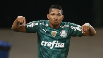 Rony, desde a Libertadores de 2020, se mostra inspirado