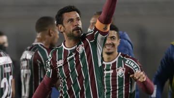 Fred deu duas assistências na vitória do Fluminense