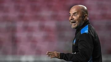 Sampaoli se envolveu em confusão em amistoso do Marseille