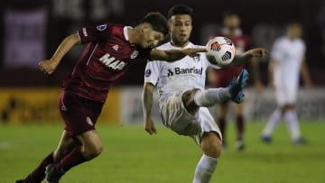 Grêmio e Lanús se reencontram na Sul-Americana. O Imortal ganhou na Argentina.