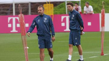 Auch Danny Röhl wird die Bayern verlassen